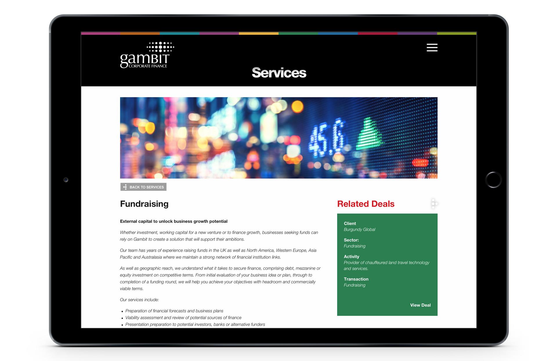 Gambit Corporate Finance