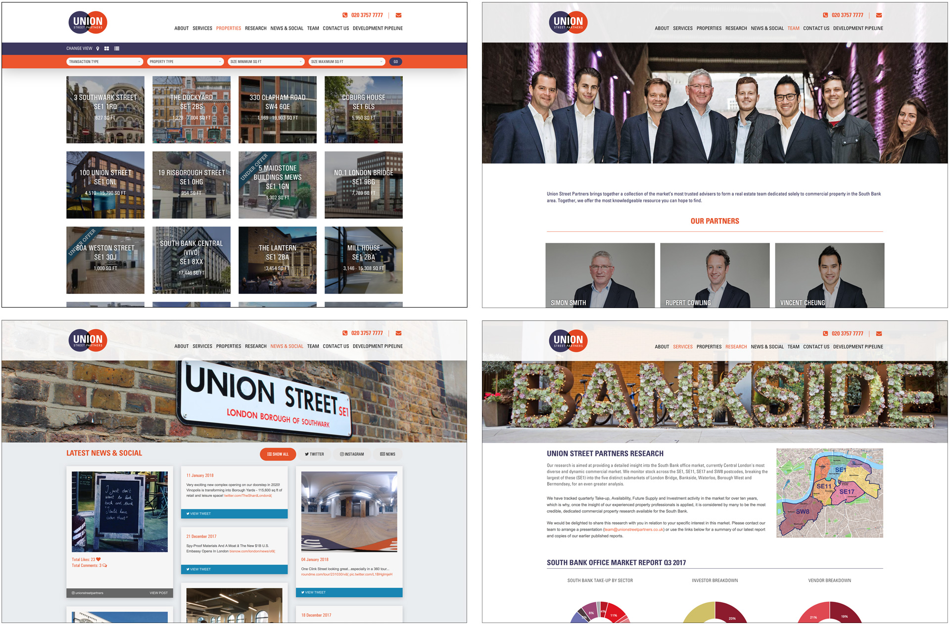 Union Street Partners